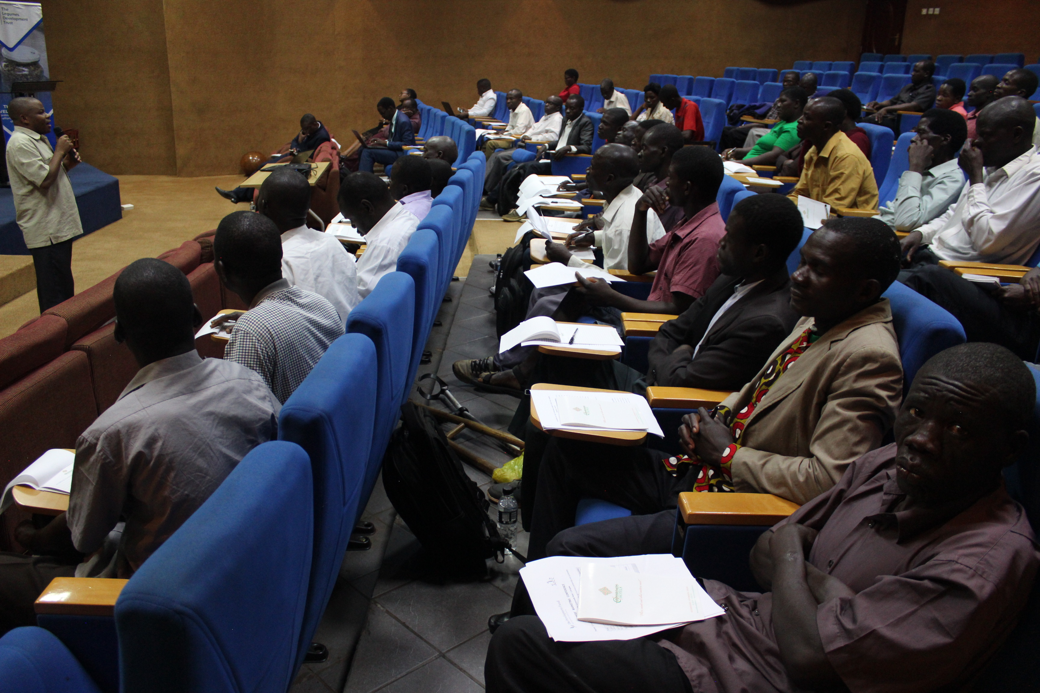 AICC Organized Farmers' Conference in Lilongwe and Mzuzu