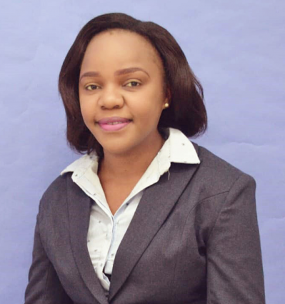 Project Officer - Olive Lweya