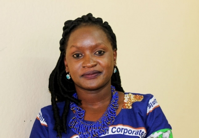 Project Officer (UN Global Compact & SDGs) - Winnie Mwamsamali Potolani